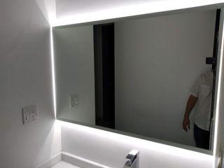CG Diseño BathroomMirrors Kaca