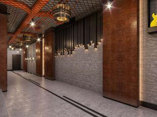 ANTE MİMARLIK Modern bars & clubs