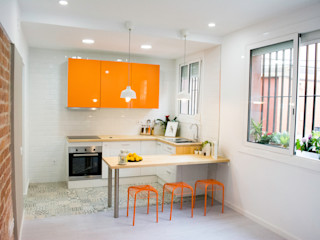 Escarra arquitectos y asociados SAS Modern Kitchen