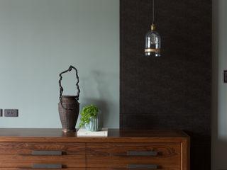 室內設計的牆壁材質與色系搭配 宸域空間設計有限公司 牆壁與地板油漆