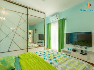 DECOR DREAMS Small bedroom