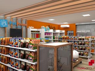 Mais Arquitetura 34 Modern commercial spaces Orange