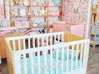 Cuna Helena Minihaus Kids Dormitorios infantiles Camas y cunas Madera Acabado en madera