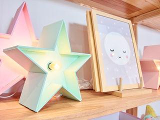 Decoración infantil Minihaus Kids Dormitorios infantiles Iluminación Derivados de madera Verde