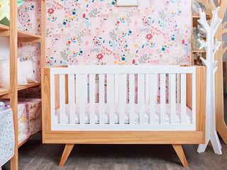 Cuna Emma Minihaus Kids Dormitorios infantiles Camas y cunas Madera Acabado en madera