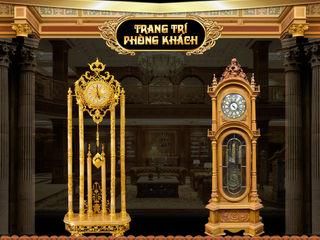 Mua đồng hồ cây đẹp uy tín ở đâu tại hà nội? Cửa Hàng Đồng Hồ Cây OnPlaza Living roomAccessories & decoration