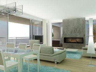 iHome Lda Salon moderne