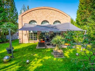 Sonnensegel - elektrisch aufrollbar | Terrasse| Sammlung Pina GmbH - Sonnensegel Design Moderner Garten Grau