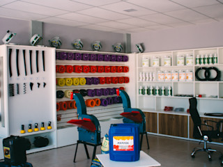 CAZA & AP Offices & stores