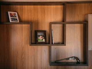 CAZA & AP Commercial Spaces MDF Brown