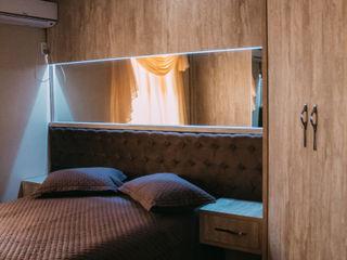 CAZA & AP Modern style bedroom