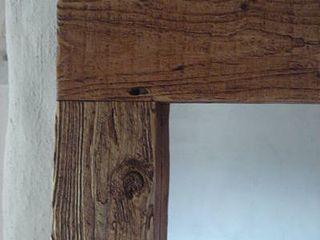 Naturalis Muebles Ecológicos 客廳配件與裝飾品 實木 Wood effect