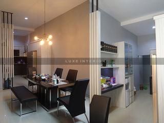 luxe interior 廚房收納櫃與書櫃 合板 Grey