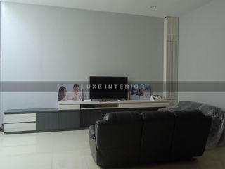 luxe interior 客廳電視櫃 合板 Grey