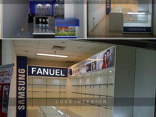 luxe interior 辦公空間與店舖 合板 White