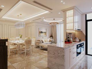 ICON INTERIOR Cocinas de estilo clásico