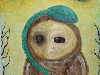 曦心窯(きしんがま) ArtworkPictures & paintings Wood Beige