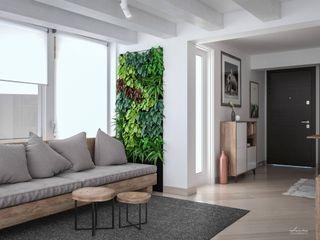 Santoro Design Render Livings modernos: Ideas, imágenes y decoración