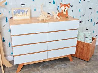 Minihaus Kids 嬰兒/兒童房衣櫥與衣櫃 木頭 Wood effect
