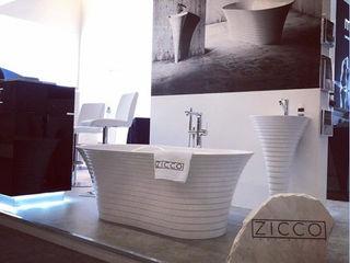 ZICCO GmbH - Waschbecken und Badewannen in Blankenfelde-Mahlow Tropical style hotels White