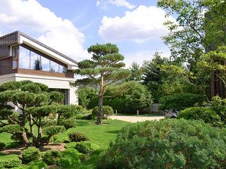ARCADIA GARDEN Landscape Studio Jardin moderne