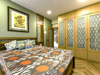 Dezinebox Classic style bedroom