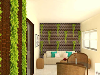 Wendely Barbosa - Designer de Interiores Balkon