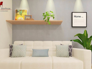 Wendely Barbosa - Designer de Interiores Modern Oturma Odası