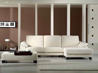 Home Desing Boutique Modern Living Room White