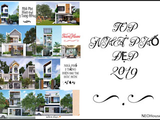 Top Mẫu Nhà Phố Đẹp 2019 NEOHouse