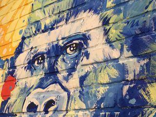 EL CÉSAR DISEÑO EN ACABADOS Y DECORACIÓN 모던스타일 서재 / 사무실 벽돌 화이트