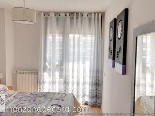 Manzanodecora 창문 & 문창문 장식