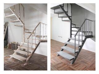 Taller Onze 樓梯 金屬