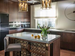 Studio Projektowe Projektive Eclectic style kitchen
