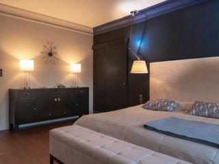 Studio Projektowe Projektive Eclectic style bedroom