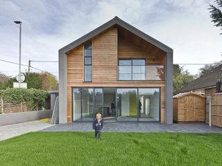 Canal Side Home in Berkhampstead Designcubed Nhà Gỗ