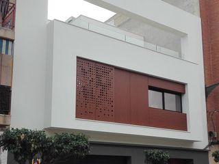NUÑO ARQUITECTURA Condominios Aglomerado Blanco