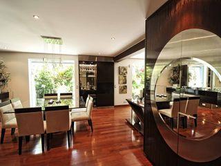 ORGANICA ARQUITECTURA Modern dining room