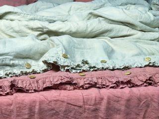 NatureBed Yatak OdasıTekstil Ürünleri Keten