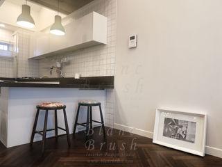 블랑브러쉬 Modern kitchen