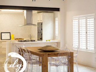 Nine Elements Of Interior Design Deborah Garth Interior Design International (Pty)Ltd Minimalist dining room