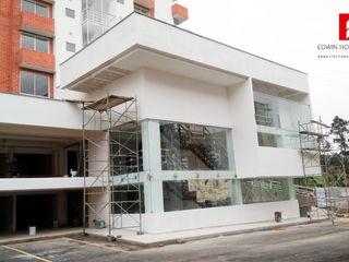 Diseño e interventoria Edificio de Oficinas Constructora Enriquez Asociados SAS. - Año 2016 EHG arquitectura y construcción
