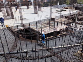 Pascana de San Francisco - Año 2017 a 2018. EHG arquitectura y construcción