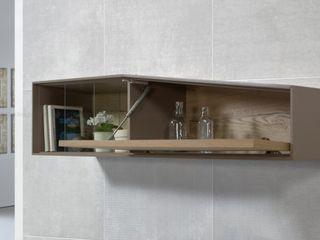 Decordesign Interiores ВітальняАксесуари та прикраси ДСП Сірий