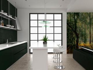 Diseño interior - Residencia privada Pragma - Diseño Salas modernas