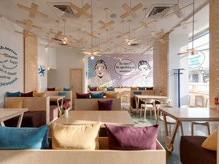 YUDIN Design Bares y Clubs