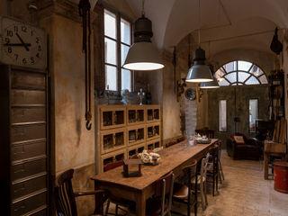 GIAN MARCO CANNAVICCI ARCHITETTO Kitchen