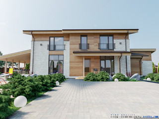 hq-design Detached home