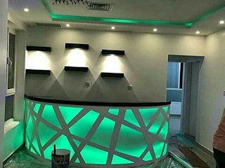 akary Office spaces & stores Granite Turquoise