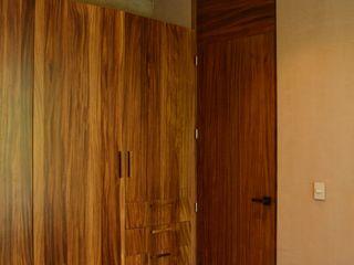 MOKALI Carpintería Residencial Deuren Massief hout Hout